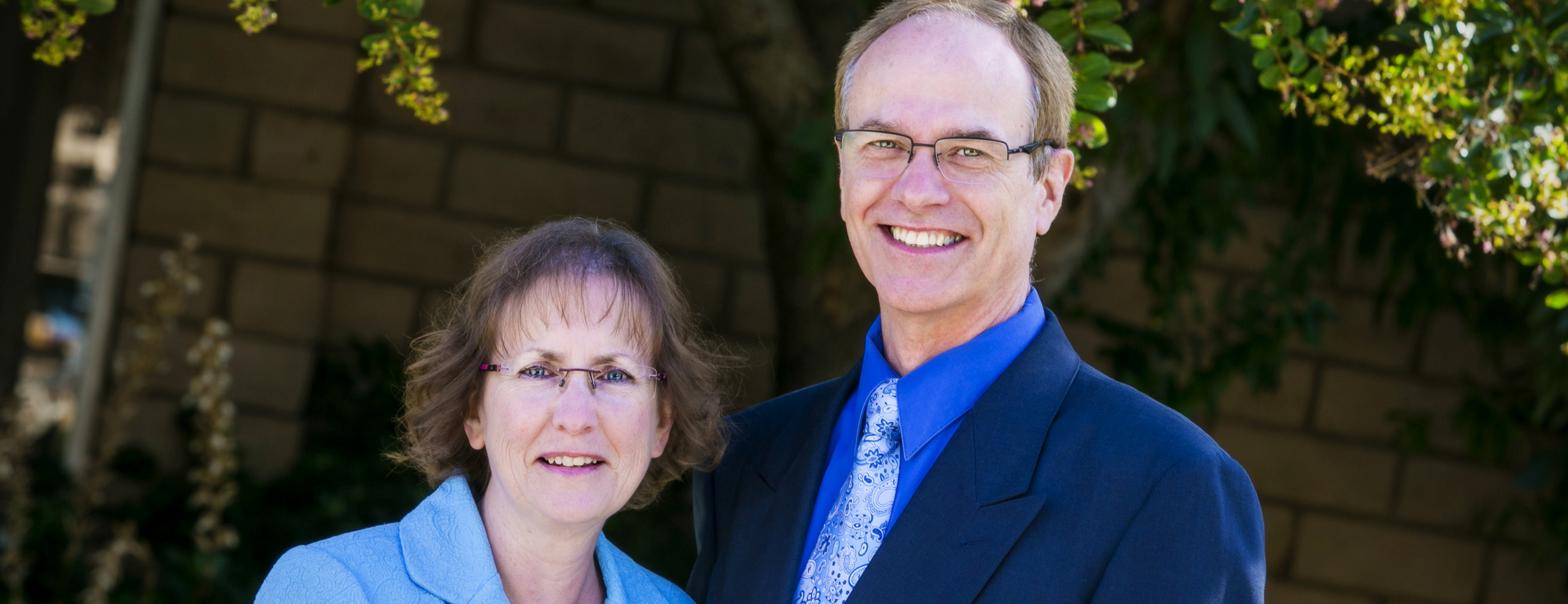 Pastor Fred and Lorrie
