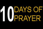 10 Days Or Prayer