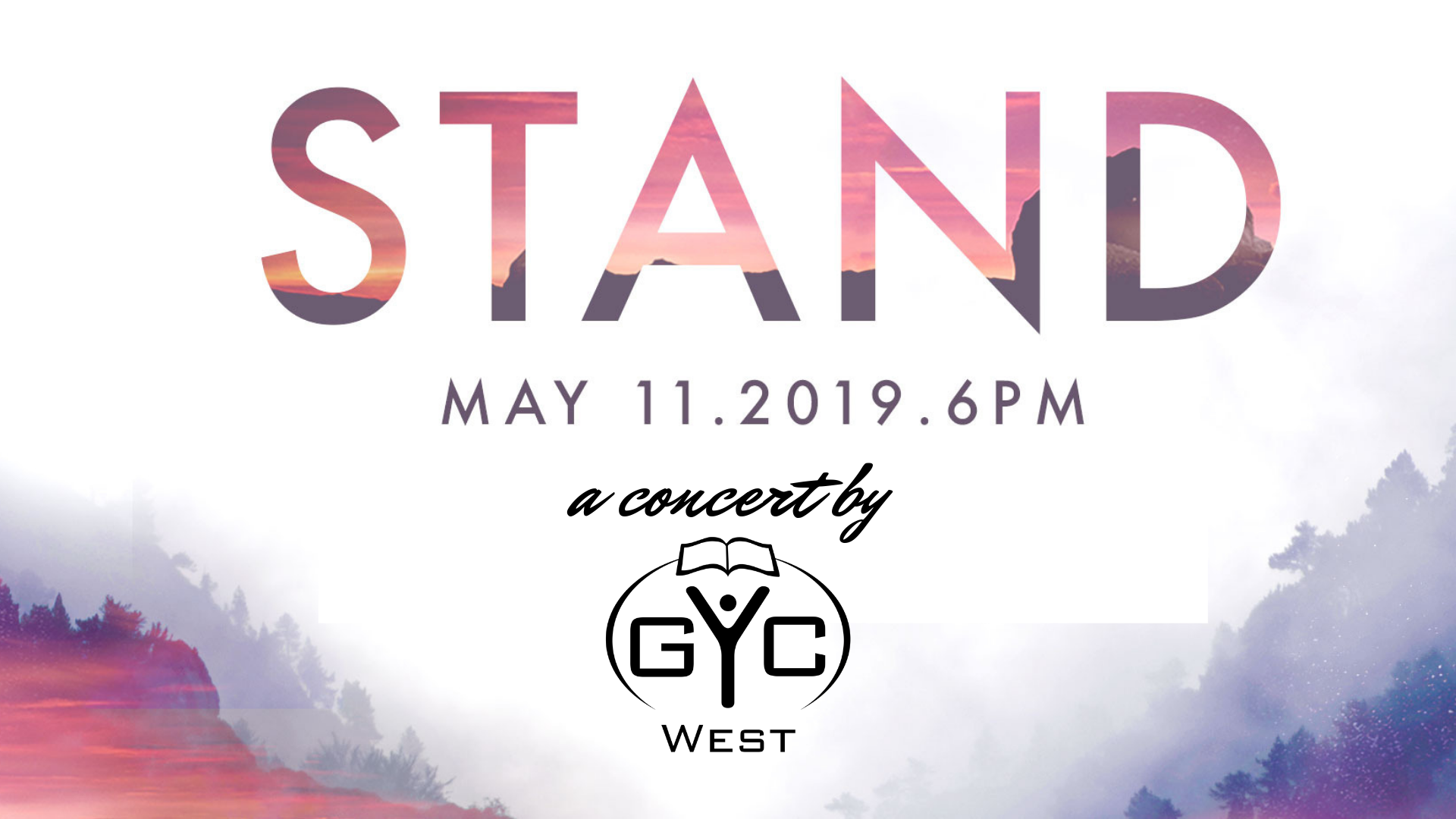 GYC West Concert