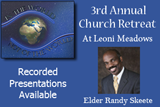 2016 Church Retreat. Recorded presentations available.
