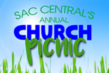 2016 SacCentral's Annual Church Picnic