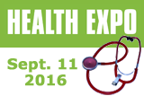 Health Expo, September 11, 2016