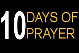 10 Days Or Prayer