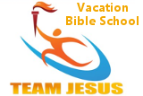 Vacation Bible School, Team Jesus