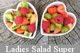 Ladies Salad Super