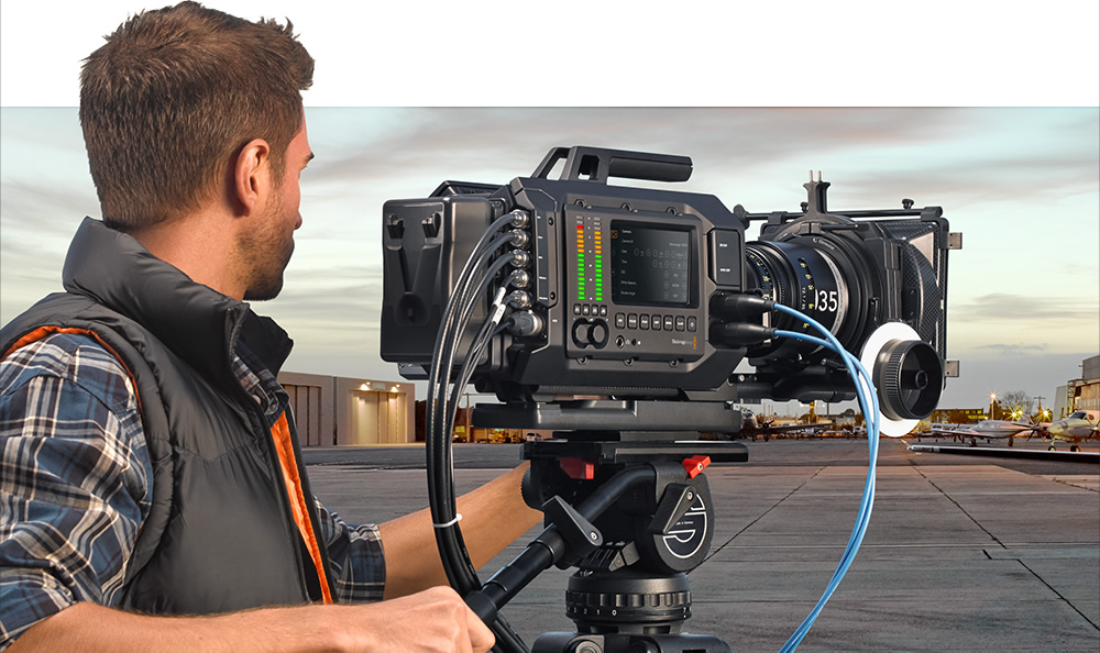 Broadcast Television Production & Camera Training