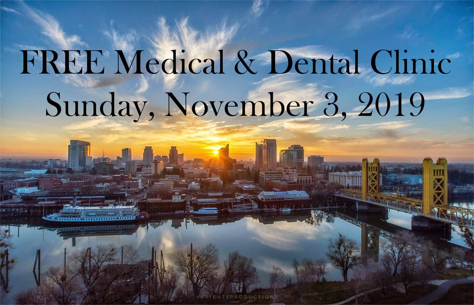 Free Medical & Dental Services Clinic