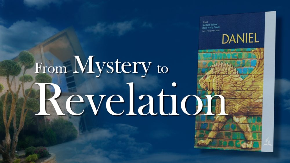 Daniel: From Mystery To Revelation (3 of 13) Image