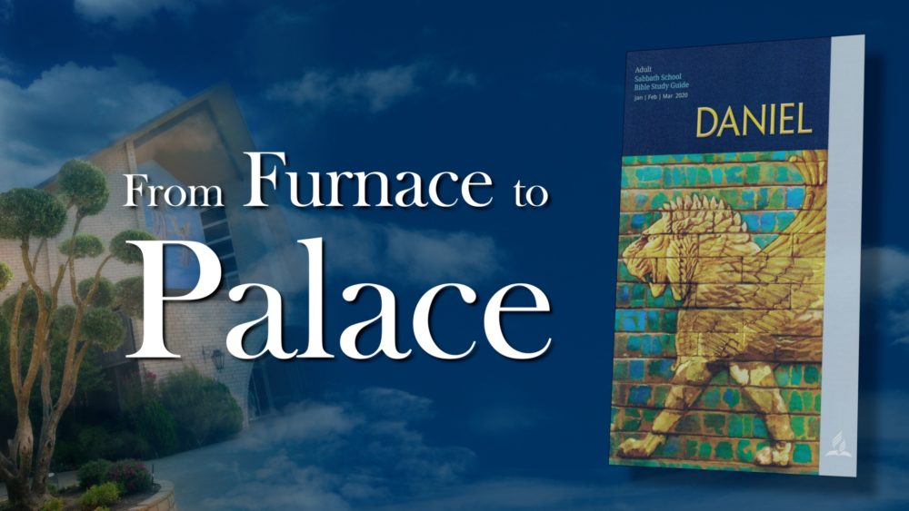 Daniel: From Furnace To Palace (4 of 13) Image