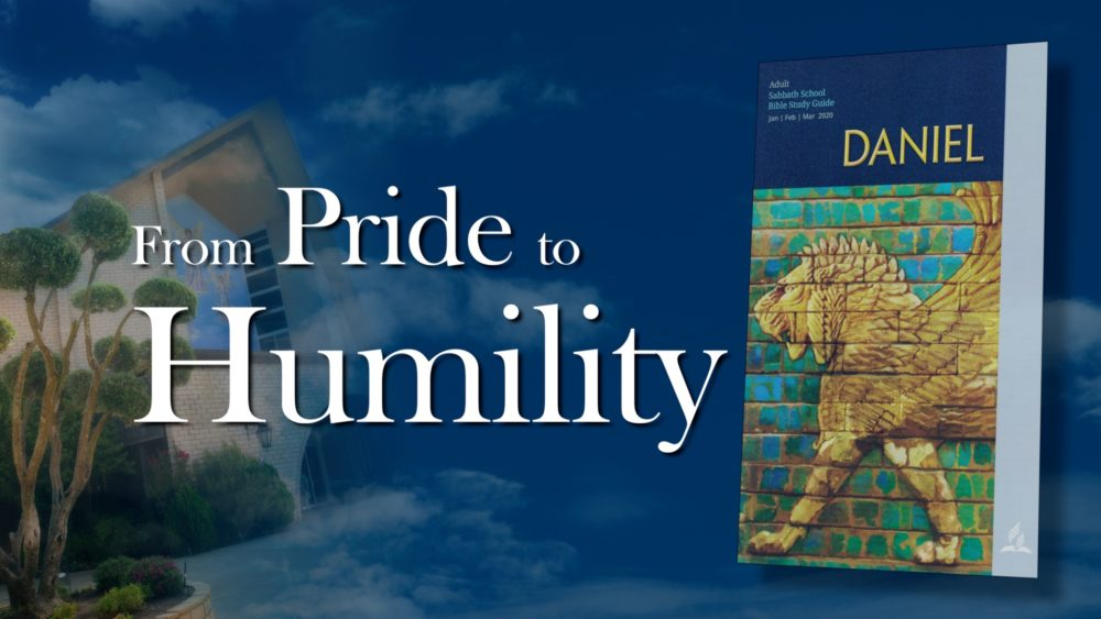 Daniel: From Pride To Humility (5 of 13) Image