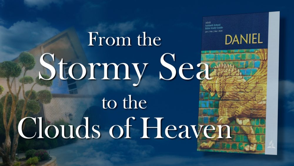 Daniel: From The Stormy Sea To The Clouds Of Heaven (8 of 13) Image