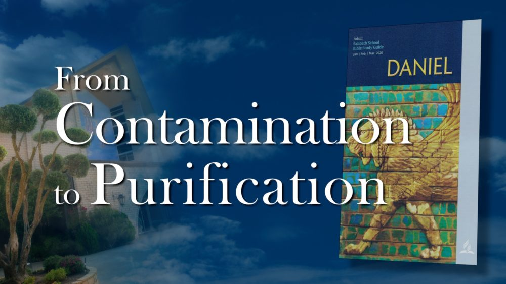 Daniel: From Contamination To Purification (9 of 13) Image