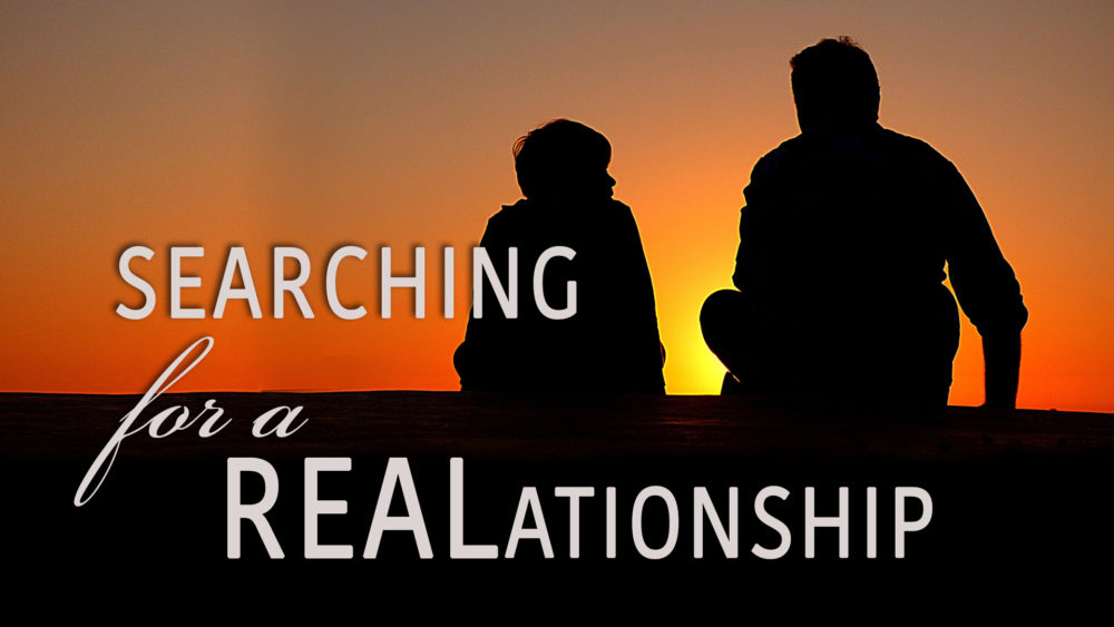 Searching For A REALationship Image
