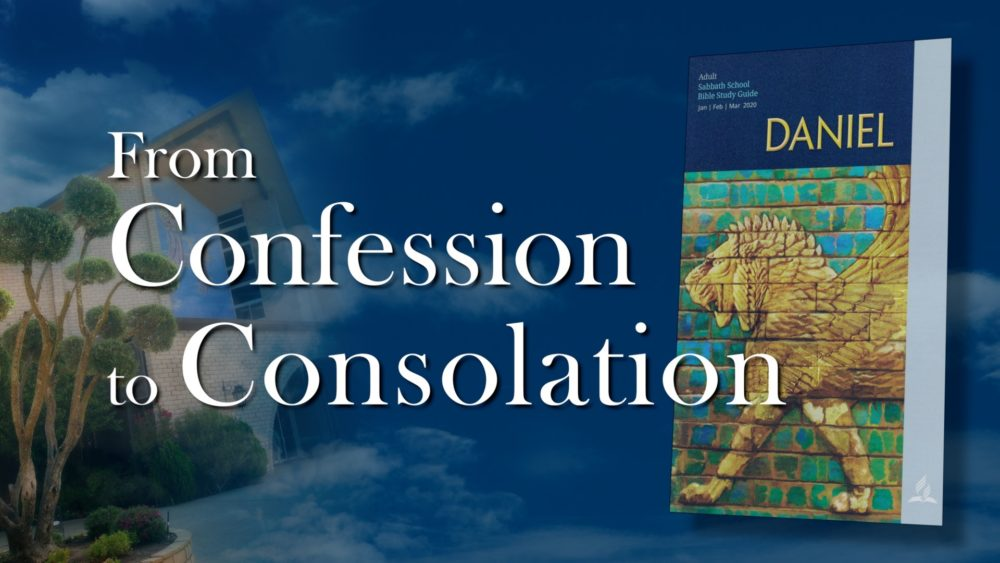Daniel: From Confession To Consolation (10 of 13) Image