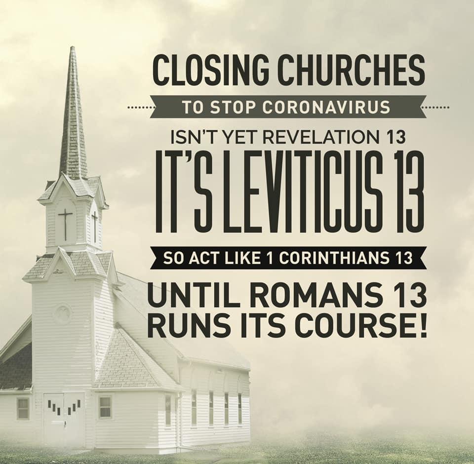 Not Revelation 13