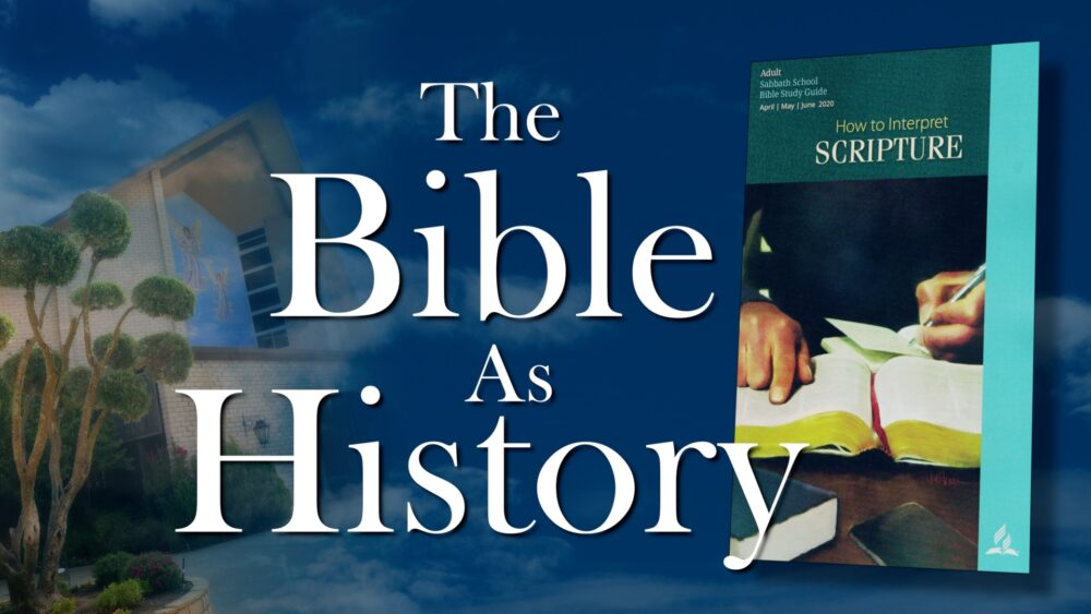 The Scriptures: The Bible As History (10 of 13) Image