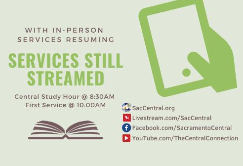 Services Still Streamed