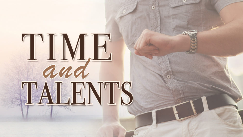 Time & Talents Image