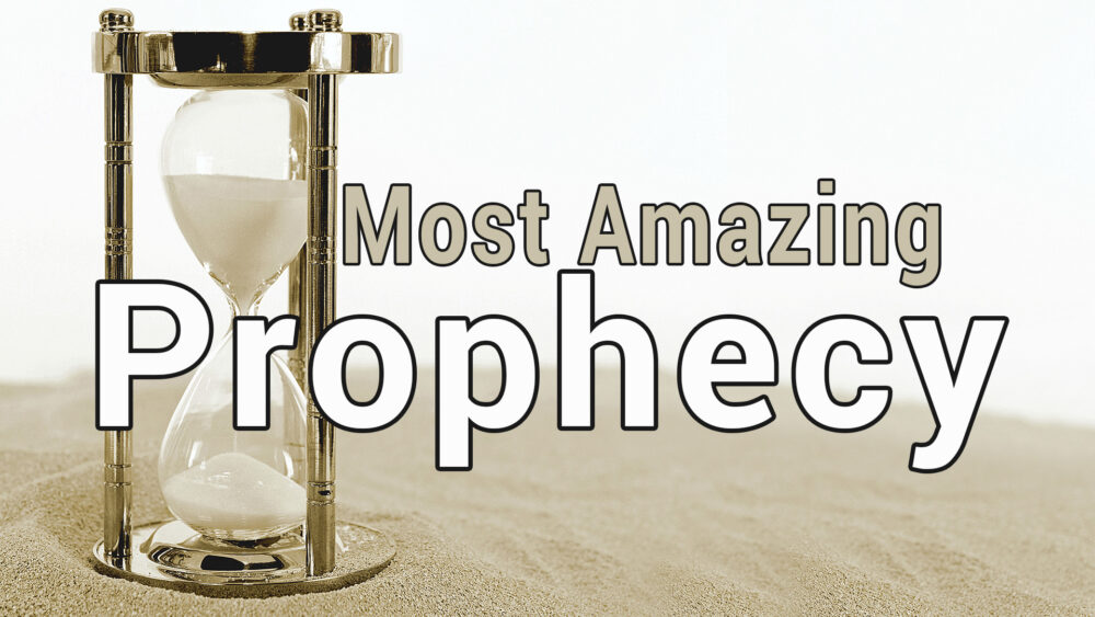 Most Amazing Prophecy Image