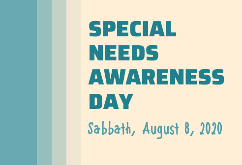 Special Needs Awareness Day Slide 492x336