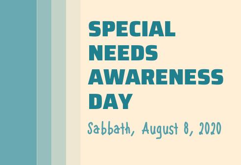 Special Needs Awareness Day Slide 492x336