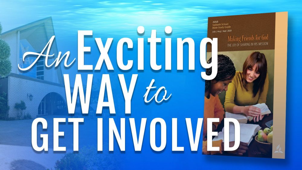 Making Friends for God: An Exciting Way To Get Involved (10 of 13) Image
