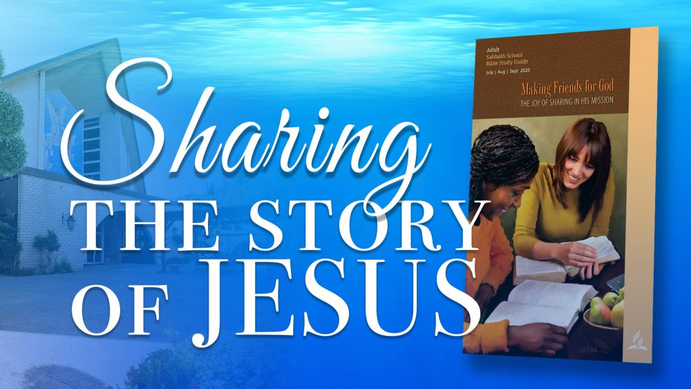Making Friends for God: Sharing The Story Of Jesus (11 of 13) Image