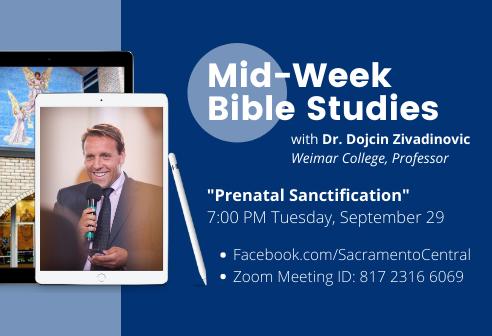Mid Week Bible Study Dr. Z Slide 492x336 9-20
