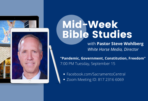 Mid-Week Bible Study Steve Wohlberg Slide 492x336 9-20