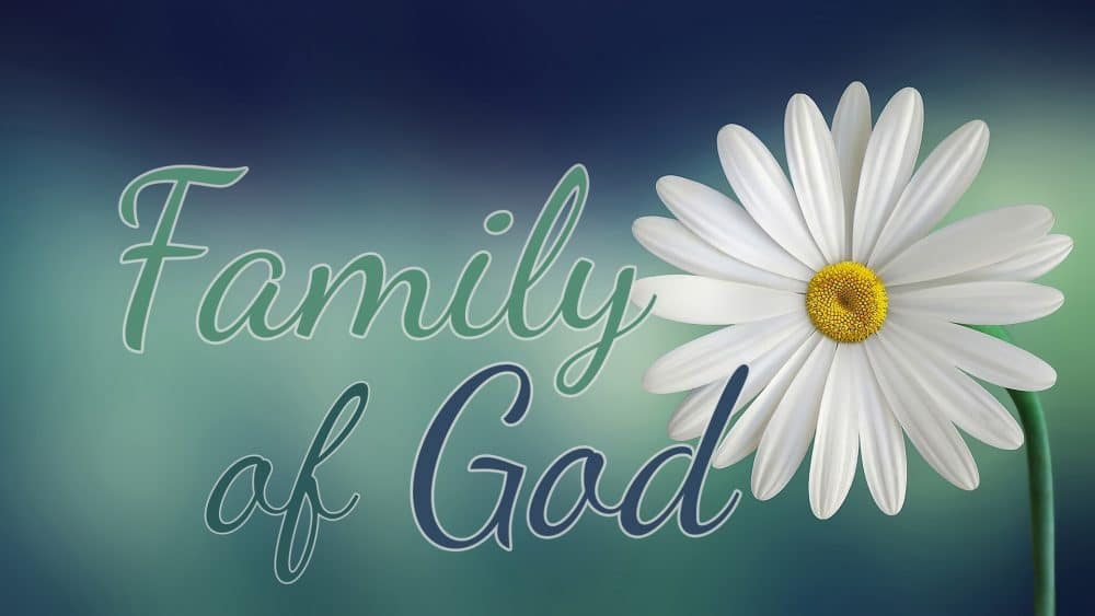 The Family Of God Image
