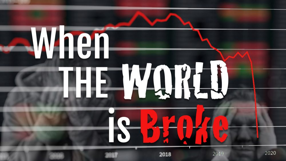When The World Is Broke Image