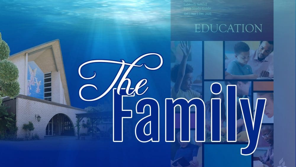 Education: The Family (2 of 13)