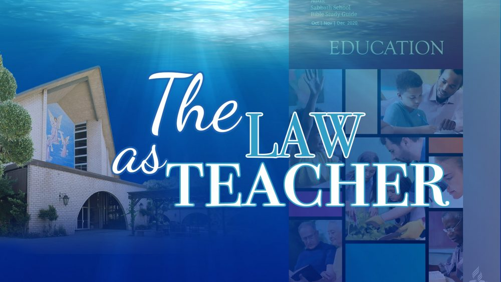 Education: The Law As Teacher (3 of 13) Image