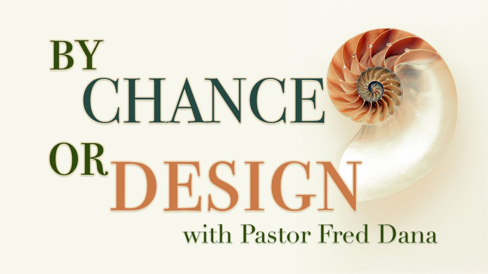 By Chance Or Design?