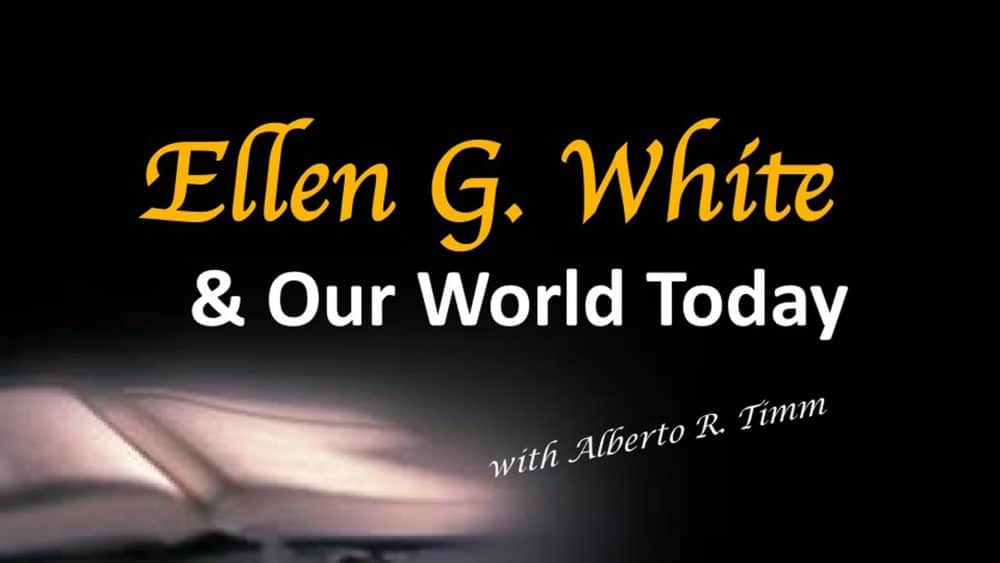 Ellen White & The Final Events Image