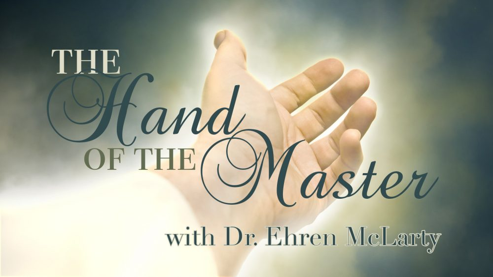 The Hand Of The Master Image