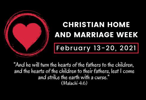 Christian Home & Marriage Week Slide 492x336 2-21