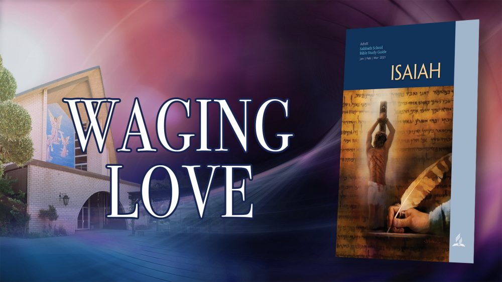 """Isaiah: """"Waging Love"""" (11 of 13)"""