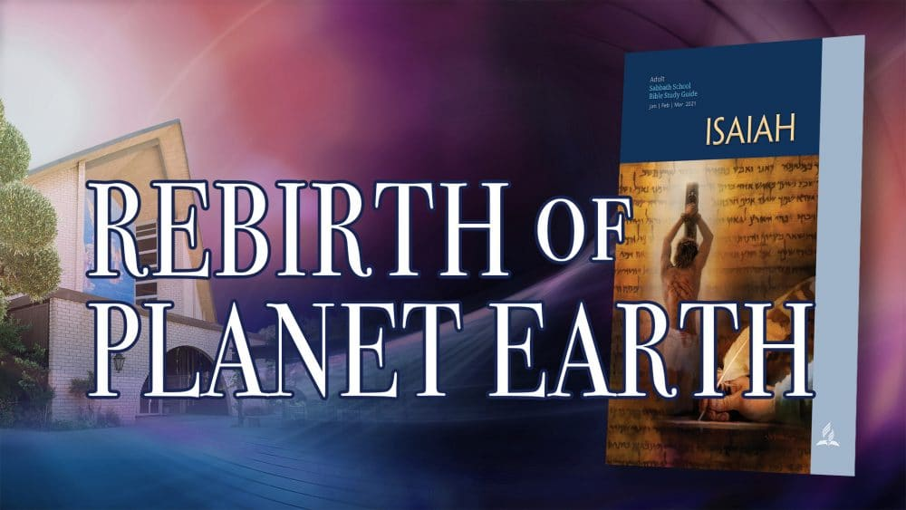 """""""Rebirth Of Planet Earth"""" (13 of 13)"""