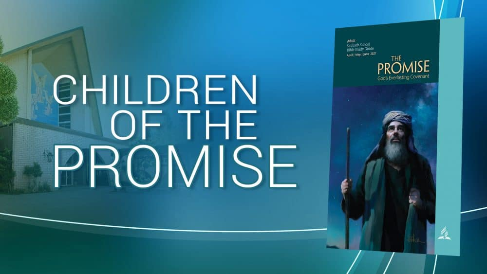 "The Promise: ""Children Of The Promise"" (5 of 13)"