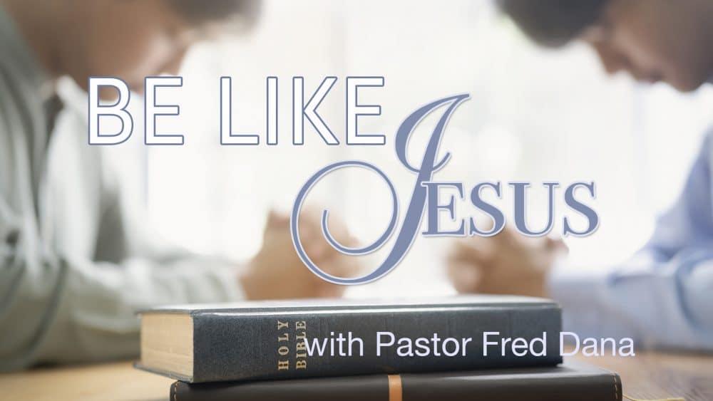Be Like Jesus Image