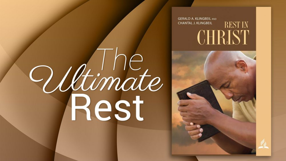 """""""The Ultimate Rest\"""