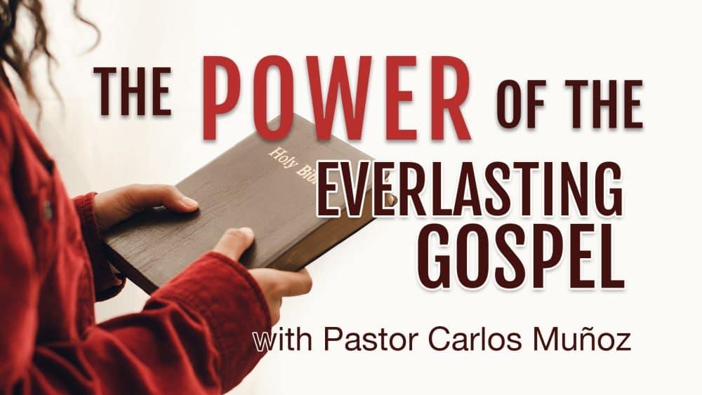 The Power of the Everlasting Gospel Image
